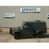 Land Rover Snatch 2A Armoured Defender 110 300TDi | used military vehicles, MOD surplus for sale