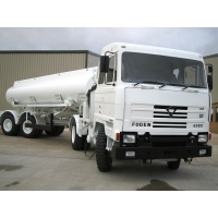 Foden 4380 MWAD 8x6 Multidrive Tanker truck 20000 Lt. for sale in Africa