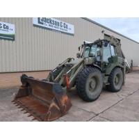 JCB 4CX back military back hoe loader 334 Hours only for sale in Africa