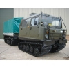 Hagglunds Bv206 Load Carrier with cargo bed only