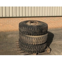 Michelin 12.00R20 XZB Spare Wheels