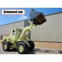 Case 721 CXT Armoured Wheeled loader