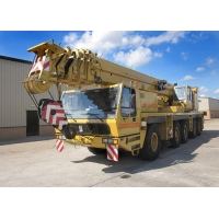 Grove GMK 5130 130 ton 5 axle all terrain military crane