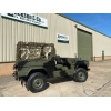 Mercedes G Wagon 240 Scout Special Forces   used military vehicles, MOD surplus for sale