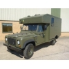 Land Rover 130 Defender Wolf LHD Ambulance for sale