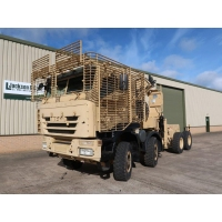 Iveco Trakker 8x8 with Armoured Cab - MOD and NATO Disposals