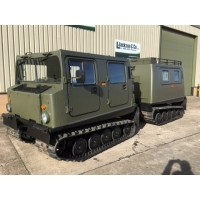 Hagglund Bv206 Personnel Carrier