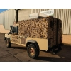 Armoured Land Rover Snatch 2A  Defender 110 300TDi