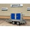 Hidrostal SuperHawk 150-6 screw impeller pump 49 hours only  for sale