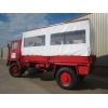 Bedford TM 4x4 canopy personnel carrier truck   ex military for sale