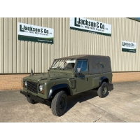 Land Rover Defender Wolf 110 RHD Soft Top for sale in Africa