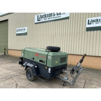 Ingersoll Rand 7/71 260 CFM Compressor for sale