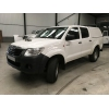 Toyota Hilux 2.5 D-4D Active Double Cab Pickup 4WD 4dr/ MOD NATO Disposals/ surplus vehicle for sale