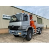 Mercedes Atego 1828 4x4 Crane Truck  for sale