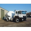 Mercedes Axor 8x6 tanker truck  military for sale
