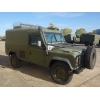 Land Rover Snatch 2A Armoured Defender 110 300TDi  ExMoD For Sale / Ex-Military Land Rover Snatch 2A Armoured Defender 110 300TDi