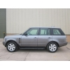 Armoured Range Rover vogue LHD V8 metallic grey | used military vehicles, MOD surplus for sale