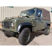 Land Rover Defender 90 Wolf LHD Soft Top (Remus)  for sale
