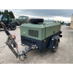 Ingersoll Rand 7/71 260 CFM Compressor | used military vehicles, MOD surplus for sale