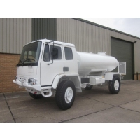 Leyland DAF 45.150 4x4 RHD tanker truck - MOD and NATO Disposals