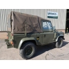 Rare Land Rover Defender 90 Wolf Airportable variant RHD | used military vehicles, MOD surplus for sale