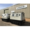 Used  Refurbished Hagglunds Bv206 Soft Top (Front) & Hard Top (Rear) for sale
