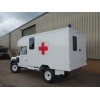 Land Rover 130 Defender Wolf RHD Ambulance/ MOD NATO Disposals/ for sale and export