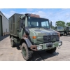 Mercedes Benz Unimog U1300L 4x4 Medical Ambulance   ex military for sale
