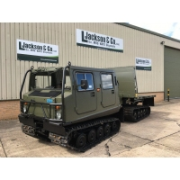 Hagglund Bv206 Load Carrier with Crane for sale in Africa