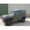 Land Rover Defender 90 Wolf Hard Top (Remus | Military Land Rovers 90, 110,130, Range Rovers, Mercedes for Sale