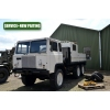 Scania SBAT 111SA 6x6 workshop