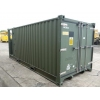 20ft DROPS Refrigerated Container | Ex military vehicles for sale, Mod Sales, M.A.N military trucks 4x4, 6x6, 8x8