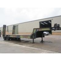 Nicolas 45,000 kg EX.MOD tank transporter trailer for sale