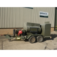 Ex Military Fluid Transfer 1000 Litre Tanker Trailer  for sale
