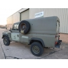 Land Rover Defender Wolf 110 RHD Hard Top (Remus)  ExMoD For Sale / Ex-Military Land Rover Defender Wolf 110 RHD Hard Top (Remus)