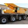 Liebherr LTM1120 120t all terrain mobile crane | military vehicles, MOD surplus for export