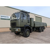 MAN 27.314 6x6 LHD Cargo Truck for sale in Africa