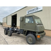 Mowag Duro II 6x6 Chassis Cab (Project Vehicle)