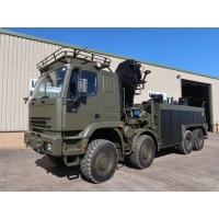 Iveco 410E42 8x8 recovery truck for sale