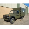 Mercedes GD250 G Wagon 4x4 Box Vehicle  ExMoD For Sale / Ex-Military Mercedes GD250 G Wagon 4x4 Box Vehicle