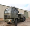 Man 27.314 6x6 LHD Drop side cargo truck with crane | used military vehicles, MOD surplus for sale