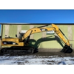 Caterpillar 320 DL Excavator   ex military for sale