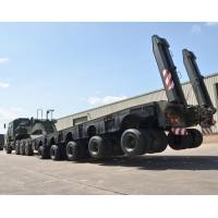 M1000 HETS 40-wheel, Semi-trailer heavy equipment transporter  for sale