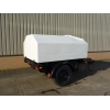 Trailer tanker with new 1500 litre bunded tank