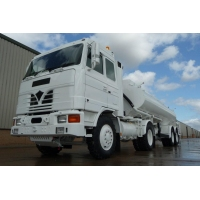 Foden 4380 MWAD 8x6 Watering Dust Suppression  Truck with Spray Bar for sale