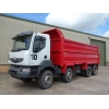 Renault Kerax 440 DXi  8x4 2012 Tipper | Ex military vehicles for sale, Mod Sales, M.A.N military trucks 4x4, 6x6, 8x8
