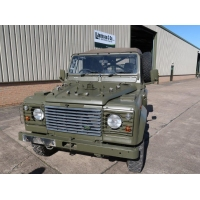 Rare Land Rover Defender 90 Wolf Airportable variant RHD