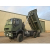 Iveco trakker 6x6 RHD tippers truck | military vehicles, MOD surplus for export