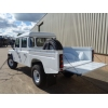 Land rover 130 LHD double cab | used military vehicles, MOD surplus for sale