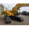 Caterpillar 320 CL Tracked Excavator/ Ex Army UK » military for sale in Angola, Kenya,  Nigeria, Tanzania, Mozambique, South Africa, Zambia, Ghana- Sale In  Africa and the Middle East